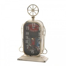 Gas Station Tabletop Clock - $32.14