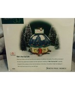 MINT IN BOX DEPT 56 NORTH POLE SERIES 5640-1 TILLIE'S TINY CUP CAFE - $39.59