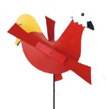 ROOSTER WIND SPINNER - Amish Handmade Whirlybird Weather Resistant Whirl... - $98.40 CAD