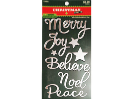 Christmas Holiday Stickers, You Choose image 2