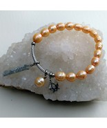 Fresh Water Pearl Stretch Serenity Bracelet - $19.99