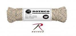 Rothco Polyester Paracord - 100 Ft/Desert Camo - $8.75