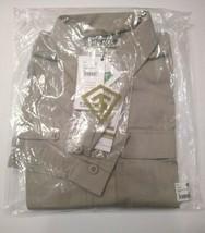First Tactical Men's Specialist BDU Long Sleeve Shirt Khaki Sz Small/Reg... - $22.54