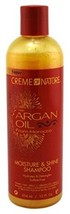 Creme Of Nature Argan Oil Shampoo 12 Ounce 354ml 2 Pack