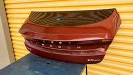 2013-16 Lincoln MKZ Trunk Lid w/ Camera image 1