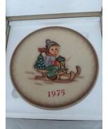 MI Hummel 1975 In Original Box 5th Annual Collector Plate Goebel West Ge... - $15.99