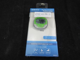 Homedics 3D Hip & Pocket Pedometer Triple-Axis Technology PDM-100B - $5.99