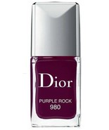Christian Dior Vernis Gel Shine & Long Wear Nail Lacquer 980 Purple Rock - $19.80