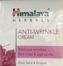 Anti Wrinkle Cream Reduce Wrinkles Fine Lines Age Spots 50ml Alcohol Free - $14.85