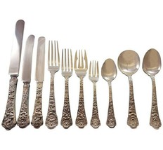 Cluny by Gorham Sterling Silver Flatware Set Service 153 pieces Dinner - $36,750.00