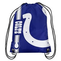 INDIANAPOLIS COLTS DRAWSTRING SIDE STRIPE BACKPACK FREE SHIPPING BRAND NEW - ₹888.52 INR