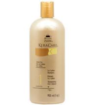 Avlon KeraCare 1st Lather Shampoo,  32oz