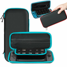 Hard EVA Carrying Case for Nintendo Switch Portable Travel Storage Bag C... - $22.50