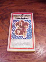The Rolling Stone Interviews Paperback Book First Printing, July, 1971, PB - $6.95