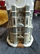 Lefton Colonial Village St. Peters Cathedral 1982 #00715 Porcelain W/ Orig. Box - $64.35