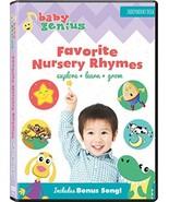 Baby Genius: Favorite Nursery Rhymes [DVD] - $12.95