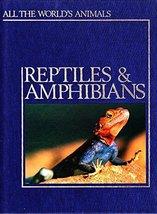 Reptiles & amphibians (All the worlds's animals) Torstar Books INC. - $19.75