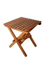 BYER OF MAINE, Pangean, Folding Wood Table, Hardwood, Folding Patio Tabl... - $58.21