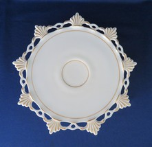 Westmoreland, Cake Stand, Ring & Petal Line 1875, RP-7, c. 1950's Footed... - $45.00