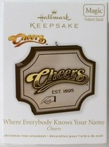 Hallmark 2011 Where Everybody Knows Your Name Cheers Ornament - $24.16
