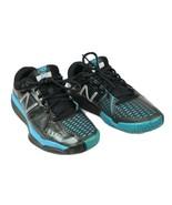 New Balance Womens W851BB Black Blue Athletic Tennis Shoes Sz 8.5 - $35.30