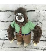Disney Zootopia FLASH Plush Slow Three-Toed Sloth From The DMV Stuffed A... - $19.79