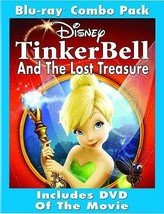 Disney Tinker Bell And The Lost Treasure (Blu-ray + DVD)