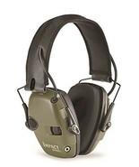 Hearing Protection Sound Amplification Electronic Earmuff Shooting Range Hunting - $75.23