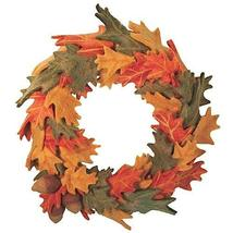 Sitara Collections Felted Wreath: Pin Oak - £57.58 GBP