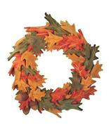 Sitara Collections Felted Wreath: Pin Oak - $74.24