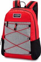 Dakine WONDER 22L Mens Skate Carry Backpack Bag Red NEW 2018 Sample - $40.00