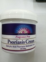 Psoriasis Cream 120gm For Psoriasis Itchy Irritating Skin fragrance free - $24.51