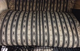 Pottery Barn Nolan Lumbar Pillow Cover 20x36 Ge... - $42.40