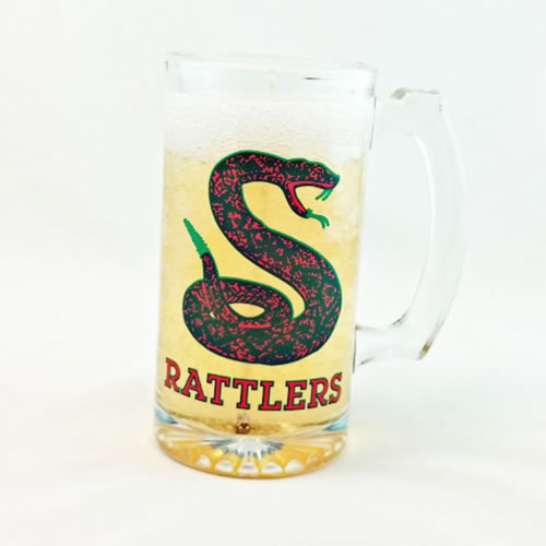 Primary image for Florida Rattlers Beer Gel Candle