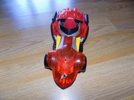 Bandai 2005 Disney Power Rangers Red Ranger Race Car Racecar for Action Figure - $20.00