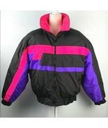 Green Mountain Womens Large Jacket Vintage 90s Ski Puffer Down Waterfowl... - $49.54