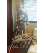 MILLER HIGH LIFE BEER BRAD KESELOWSKI #2 NASCAR RACING CHAMPION STAND UP... - $37.99