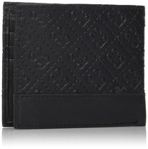 Guess by Marciano Men's Leather Billfold Zipper Coin Pocket Wallet 31GU130027 image 7
