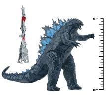 Toho Playmates Toys Godzilla vs Kong Movie Monsterverse Godzilla w/ Radi... - $26.49