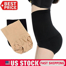 Women Girl High Waist Tummy Control Body Underwear Shaper Briefs Slimmin... - $17.50