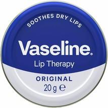 3 x Vaseline Lip Balm Therapy Petroleum Jelly Pocket Size Mini Size 20g ... - $5.21