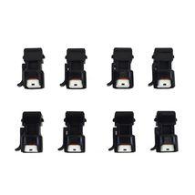 A-Team Performance EV1 To EV6 LS Fuel Injector Adapter LS2 LS3 LSX LT1 (8 Pack) image 4