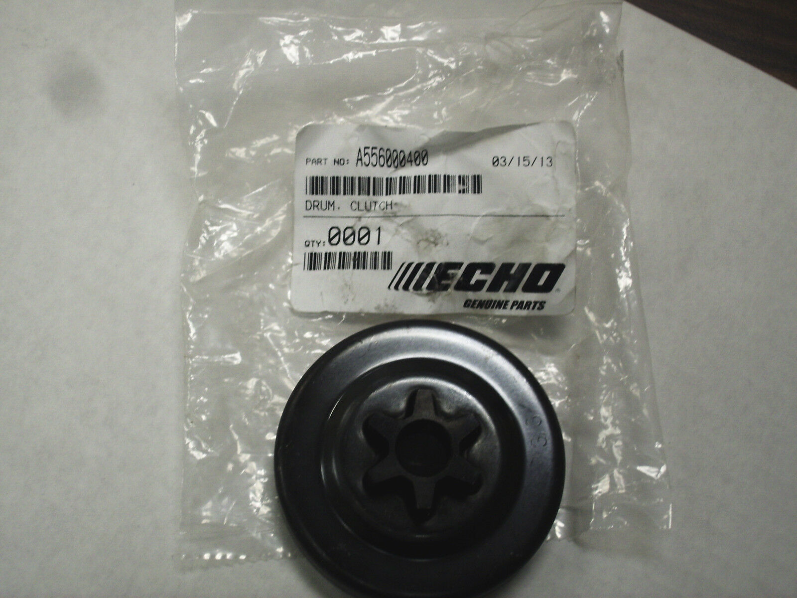 Primary image for A556000400 Genuine Echo Clutch Drum Chain Sprocket CS-370 CS-400
