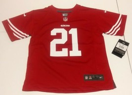 San Francisco 49ers Boy's Jersey. New With Tags Size 7 - $17.74