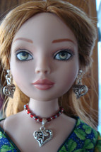 "Tonner Ellowyne Evangeline 1/4 BJD #145 16"" Doll Jewelry Set - $12.99"
