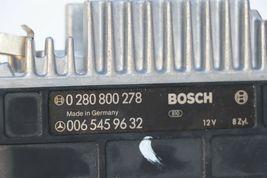 1989 Mercedes 560SL ECU Engine Control Module 0-280-800-278 image 4