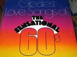 Greatest Love Songs of the Sensational 60's [ 2 LP Vinyl] various Artist... - $9.95