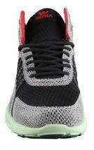 SUPRA Mens Snake Print Black Pale Green Owen Mid Sneakers Cross Trainer Shoes NW image 5
