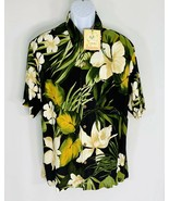 Brand New Tommy Bahama Men's size M Button Front Tropical Hawaiian Silk ... - $65.83
