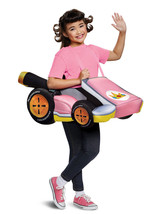 Disguise Peach Kart Child Child Costume, One Size Child - £50.94 GBP